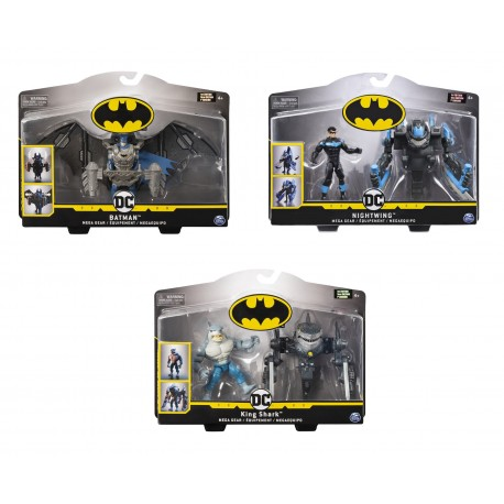 Batman 4-Inch Action Figure Deluxe Asst