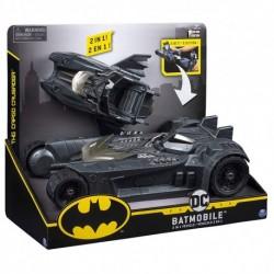 Batman Batmobile and Batboat 2-in-1 Transforming Vehicle