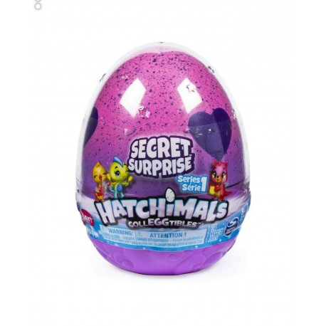 Hatchimals CollEGGtibles Secret Surprise Playset Asst