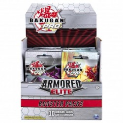 Bakugan Armored Alliance Card Booster Pack 01