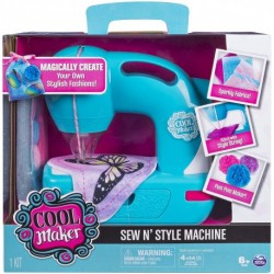 Cool Maker Sew & Style Sewing Machine 2.0