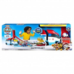 Paw Patrol True Metal Launch'N Haul Patroller 2-in-1 Track Set