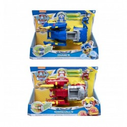 Paw Patrol Mighty Pups Super Paws Power Changing Vehicle Asst