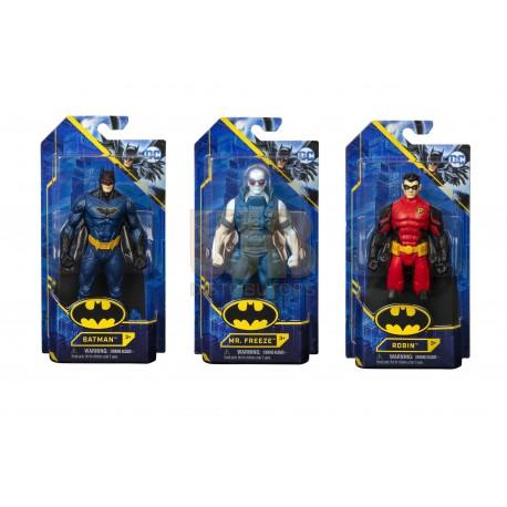 Batman 6-Inch Action Figure Asst