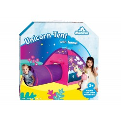 Micasa Unicorn Tent with Tunnel