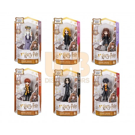Wizarding World: Harry Potter Magical Minis Collectible 3-inch Figure Asst