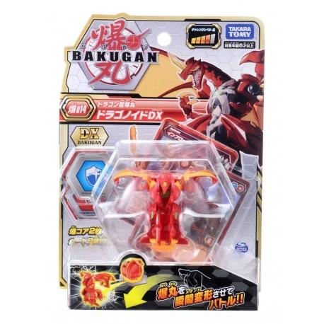Bakugan Battle Planet 014 Dragonoid DX Pack