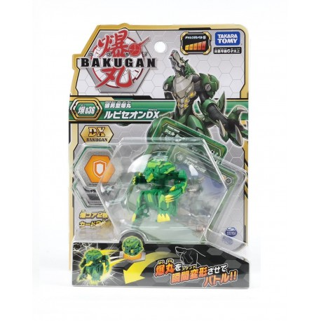 Bakugan Battle Planet 036 Lupitheon Green DX Pack