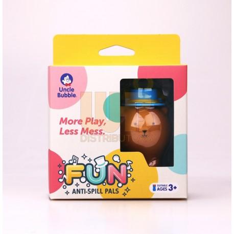 Uncle Bubble Fun Anti-Spill Pals